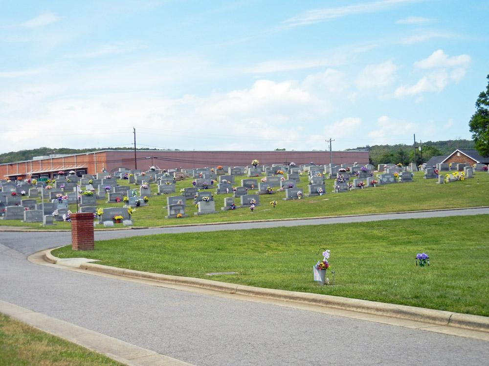 Mayodan Municipal Cemetery