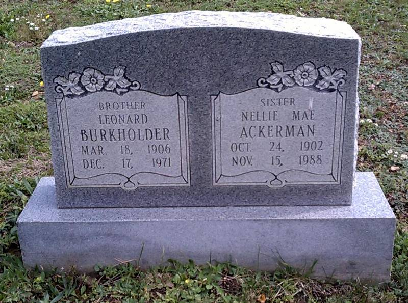 Leonard Burkholder