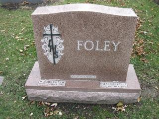 Margaret E. Marge <i>Kelly</i> Foley