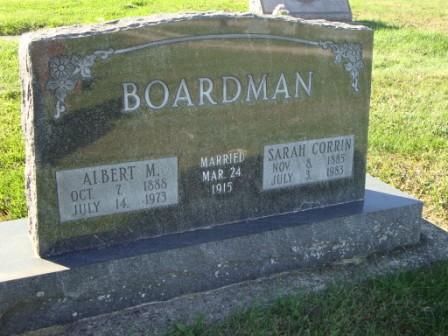 Albert M Boardman