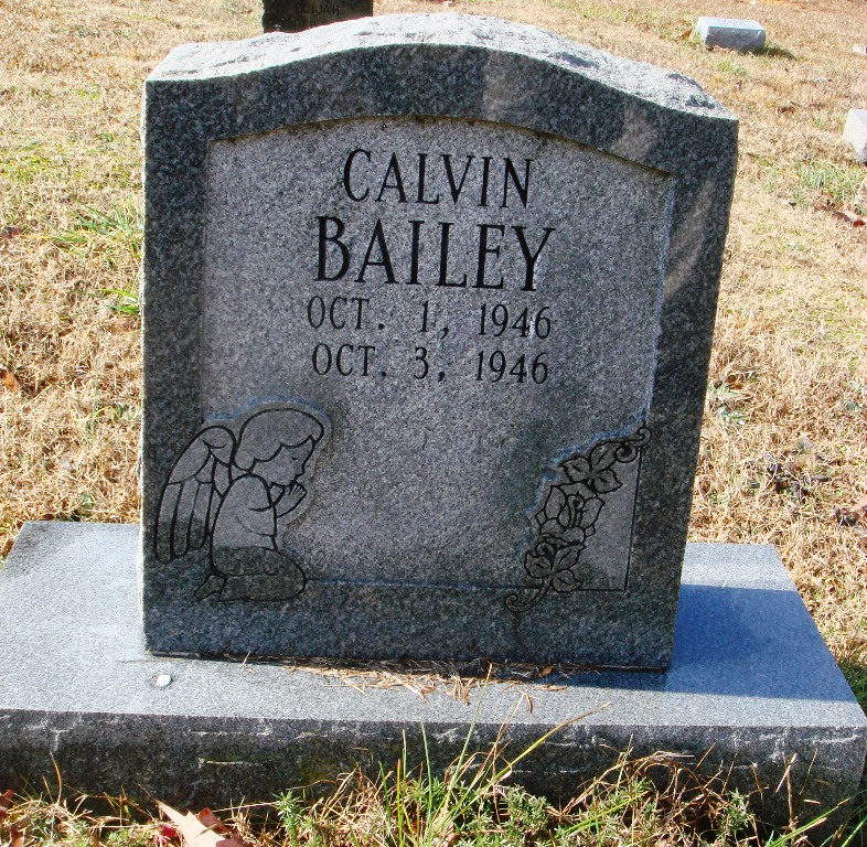 Calvin Bailey