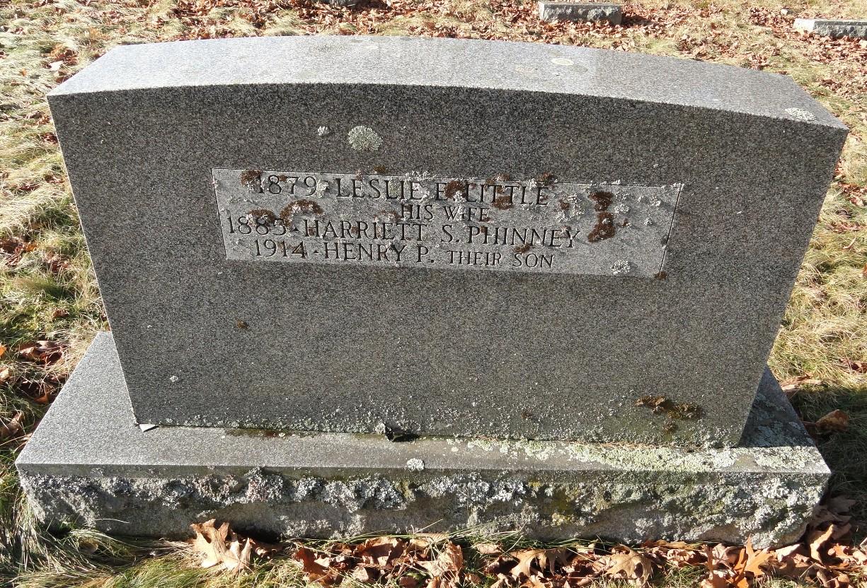 Harriett S. <i>Phinney</i> Little