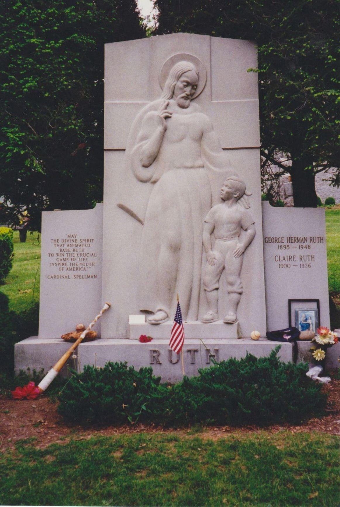 George Herman Babe Ruth