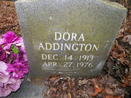 Dora <i>Mullins</i> Addington