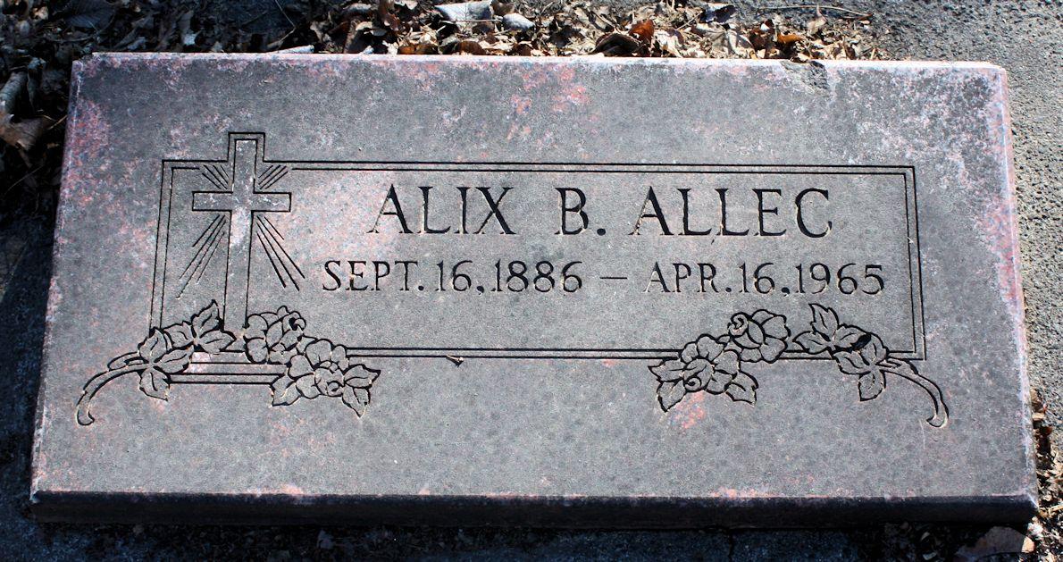 Alix Blanch Allec