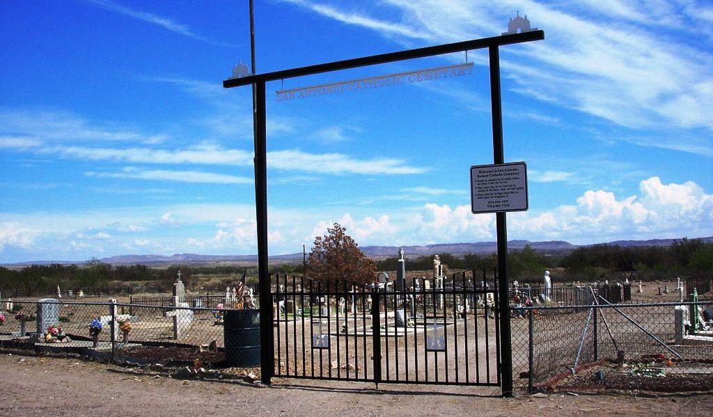 San Antonio Roman Catholic Cemetery