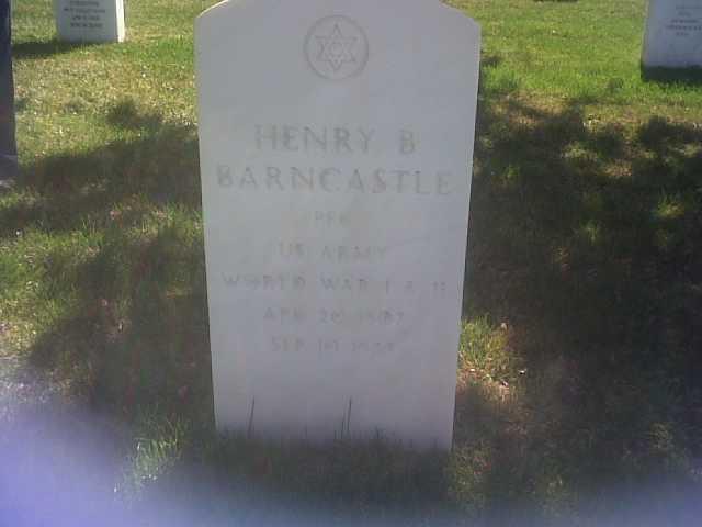 Henry B Barncastle