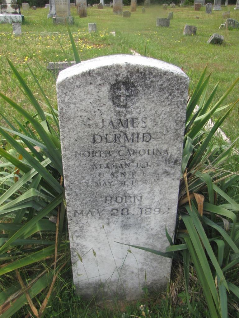 James Trader Dermid, Sr