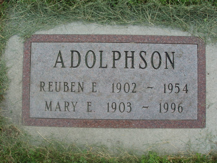 Reuben Emanuel Adolphson