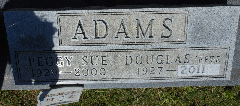Douglas Pete Adams
