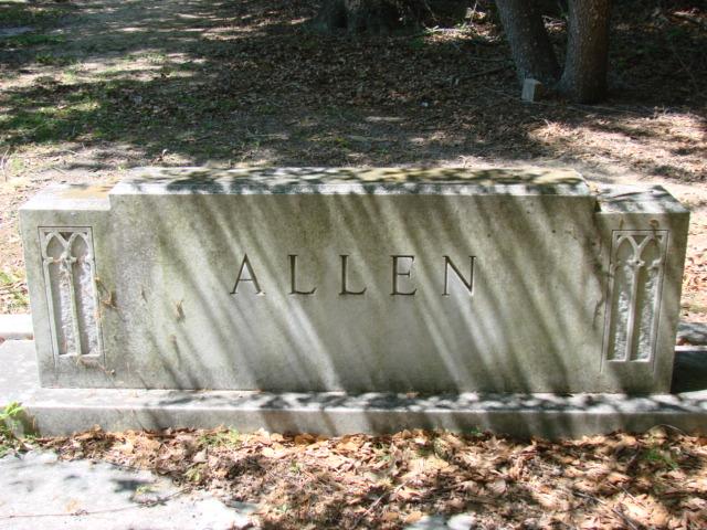 Gladys <i>Bird</i> Allen