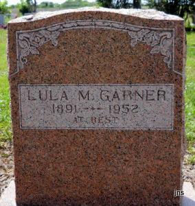Lula M Garner