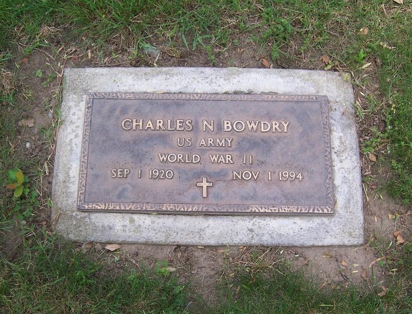Charles N Bowdry