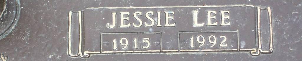 Jessie Lee Rogers