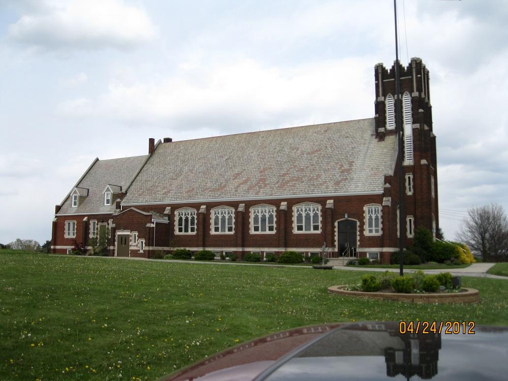 Saint Johns Burrys Church Cemetery