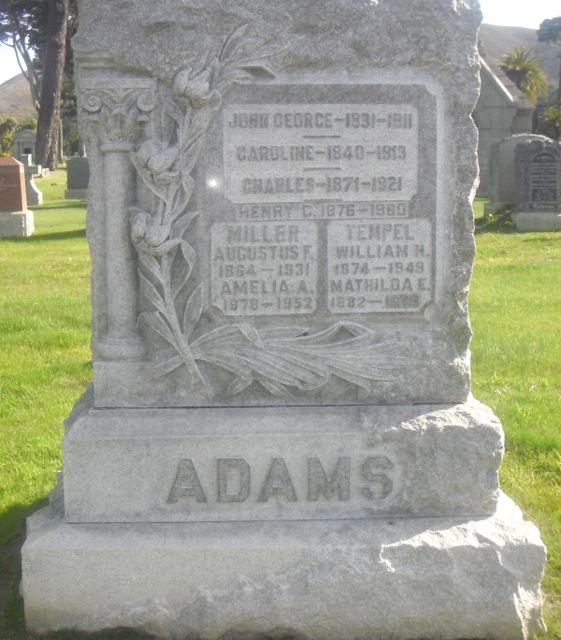 Henry George Adams