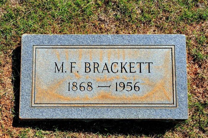 William Morgan Fowler Brackett