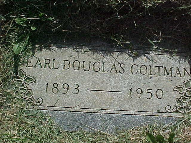 Earl Douglas Coltman