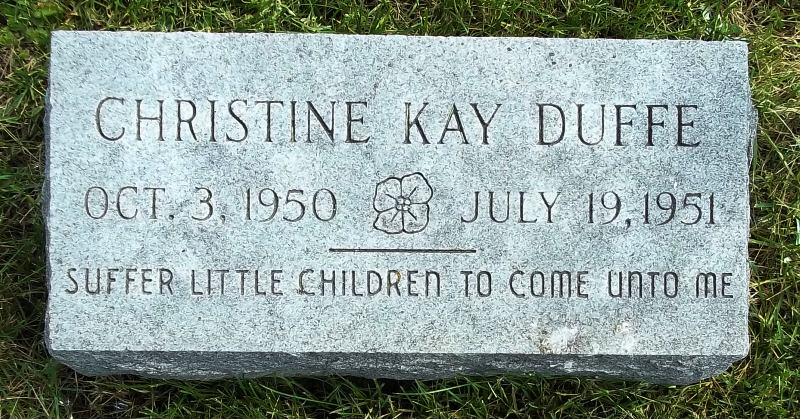 Christine Kay Duffe