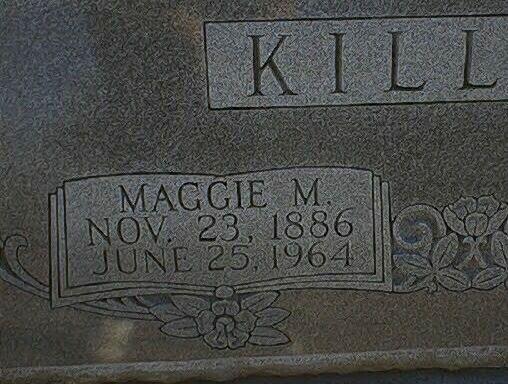 Maggie May <i>Armes</i> Killion