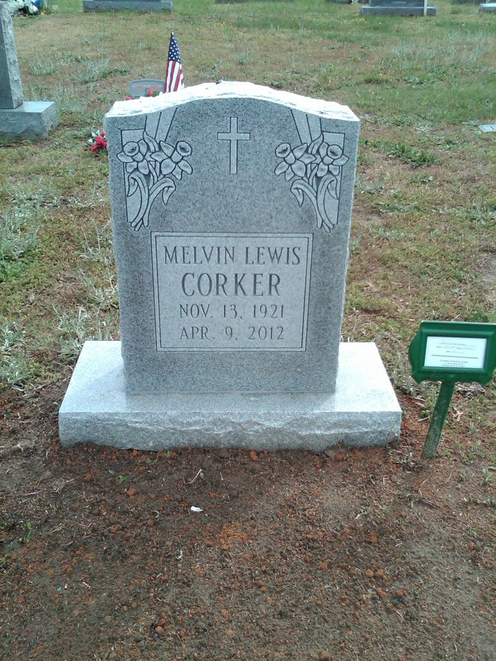 Melvin Lewis Corker