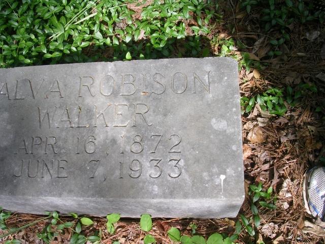 Alva Robison Walker