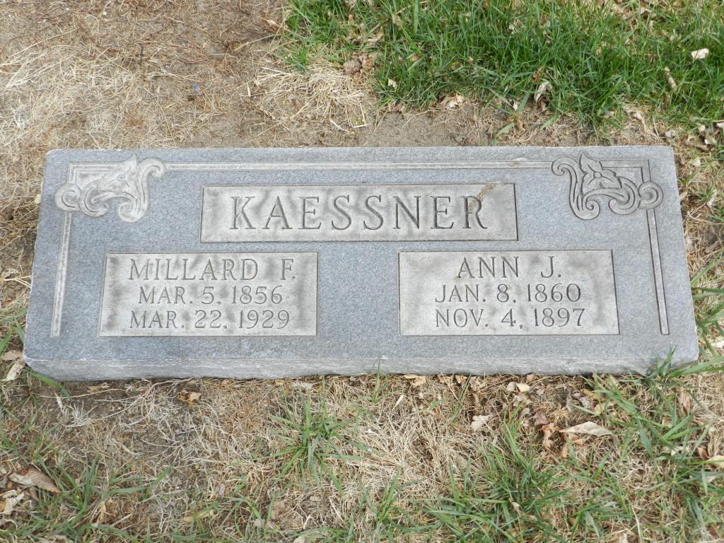 Millard F. Kaessner