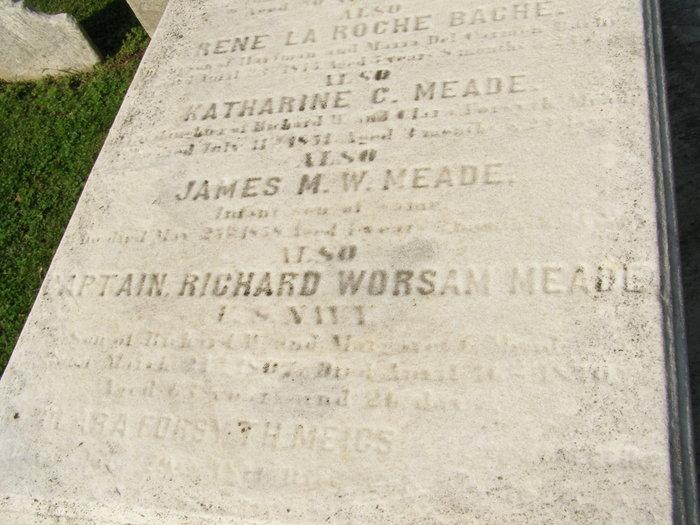 Clara Forsyth <i>Meigs</i> Meade
