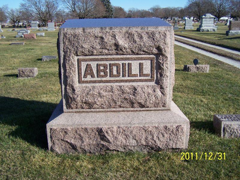 James Franklin Abdill