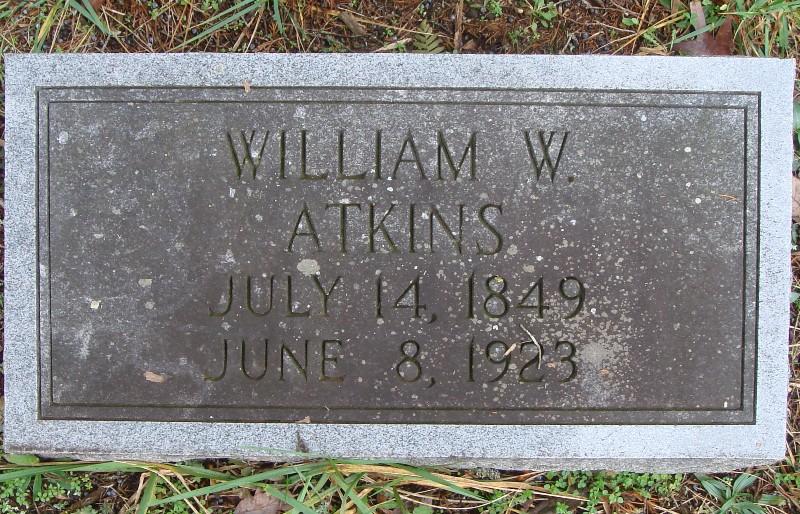 William W Atkins