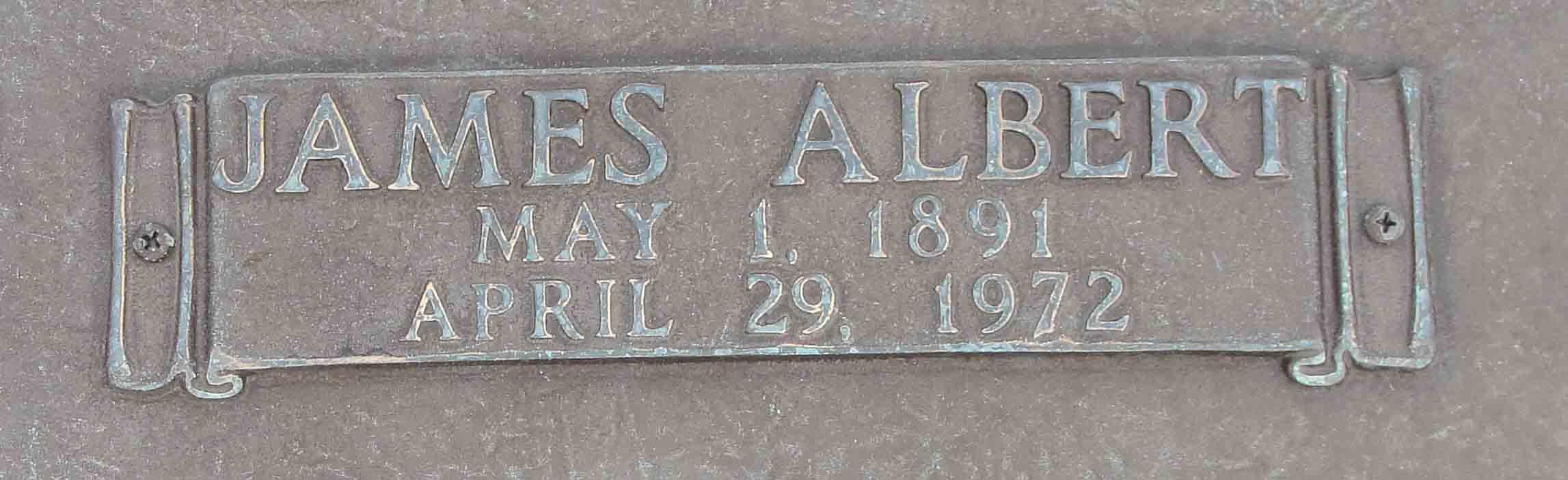 James Albert Blackshear