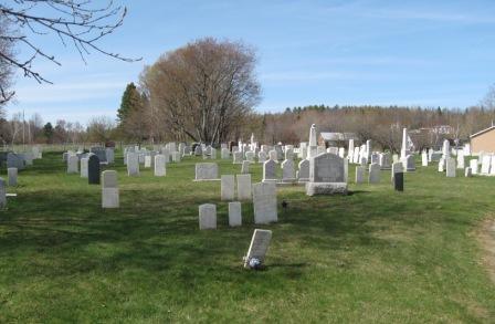 Parkman Baptist Cemetery