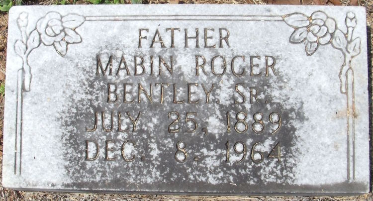 Mabin Roger Bentley, Sr.