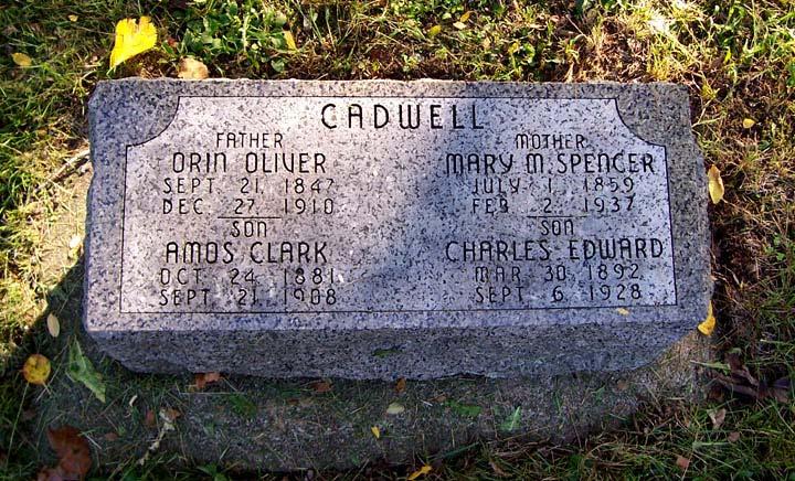 Charles E. Cadwell