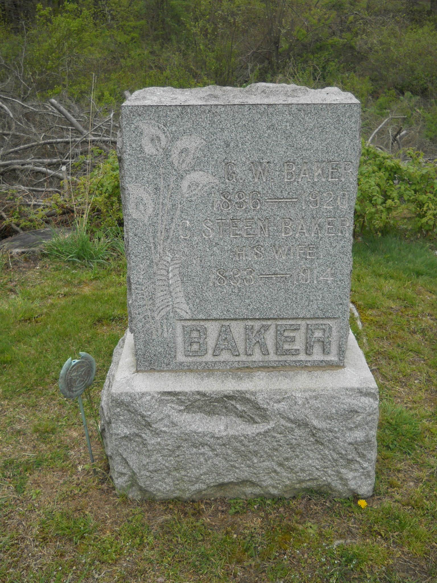 Catherine Jane Steen <i>Bell</i> Baker