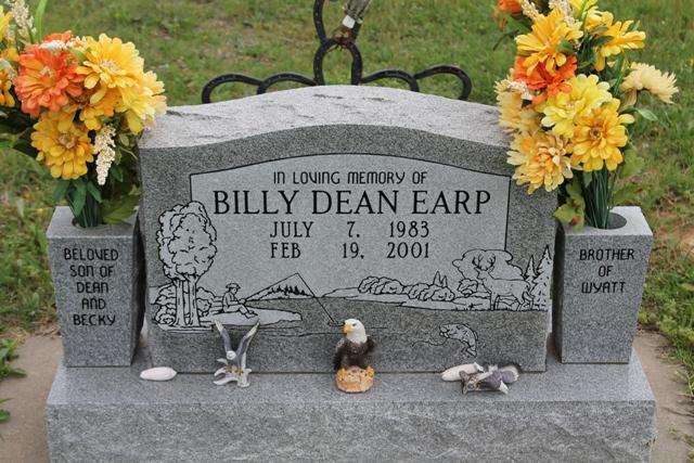 Billy Dean Earp