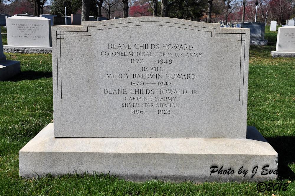 Capt Deane C. Howard, Jr