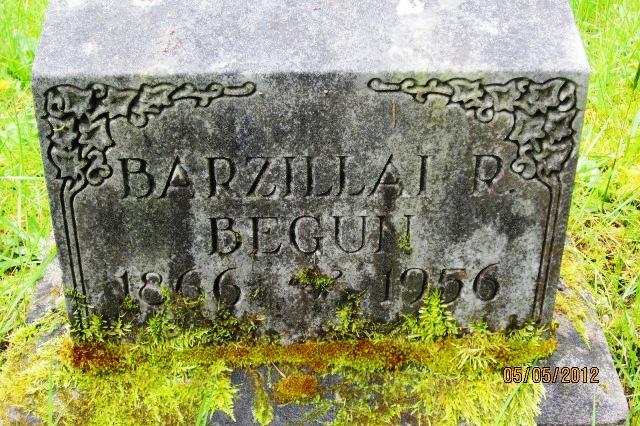 Barzilla R Begun