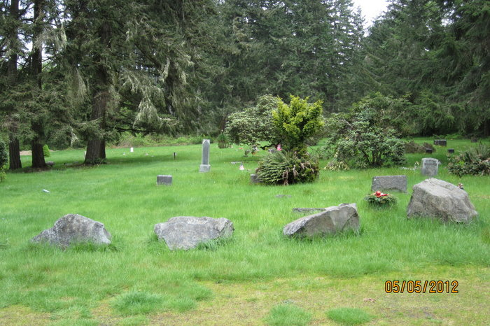 Fox Island Cemetery