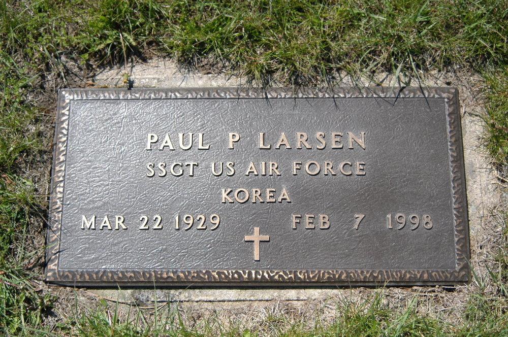 Paul P Larsen
