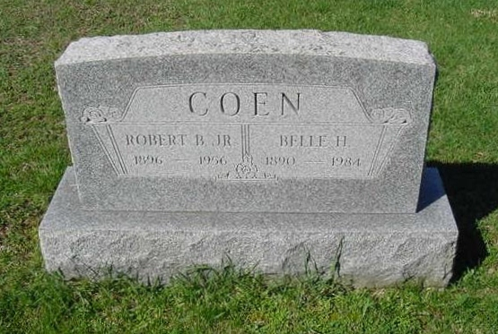 Robert Burns Coen, Jr