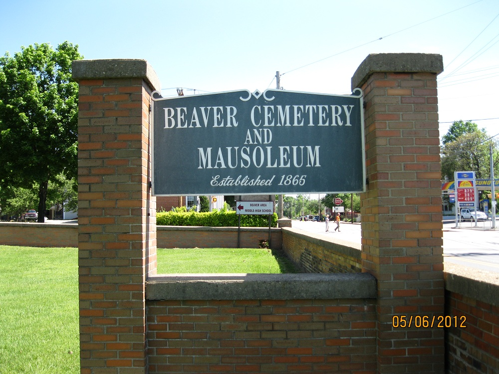Beaver Cemetery and Mausoleum