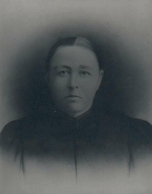 Hannah Eliza <i>Wright</i> Breckenridge