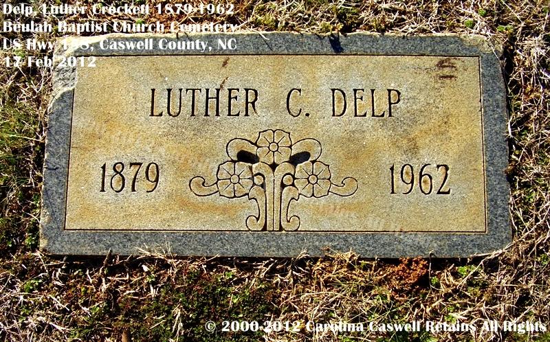 Luther Crockett Delp