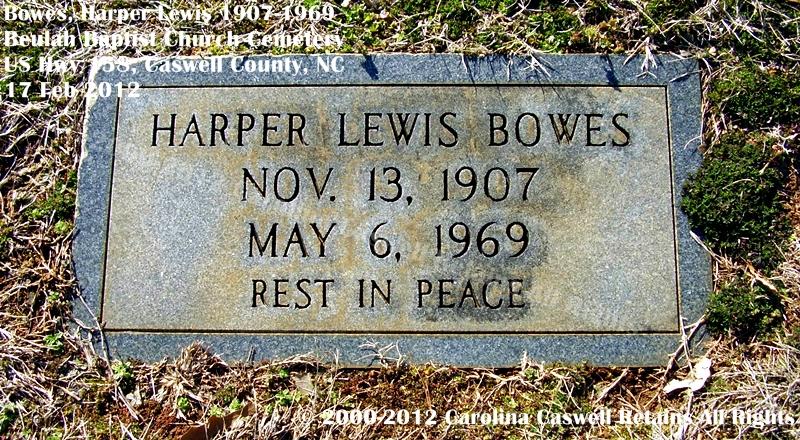 Harper Lewis Bowes