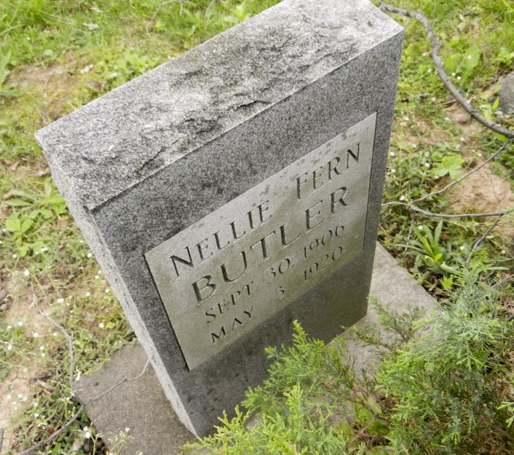 Nellie Fern Butler