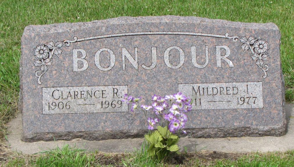 Mildred I <i>Hammer</i> Bonjour
