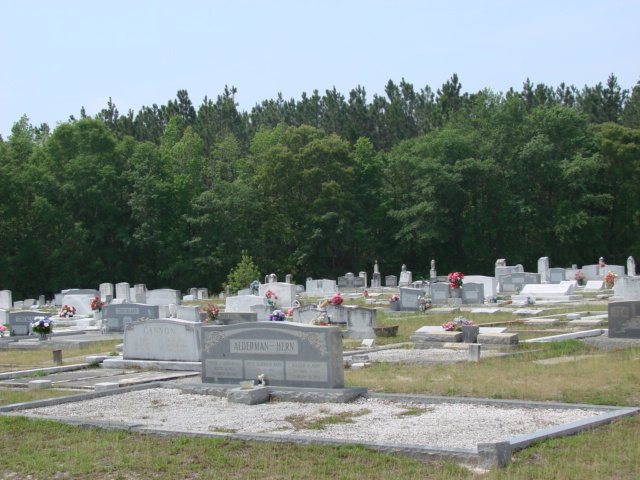 Upper Mill Creek Cemetery
