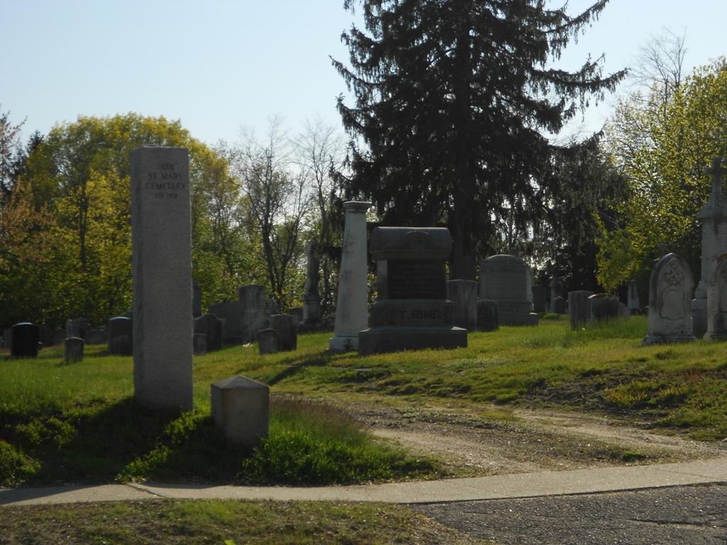 Old Saint Mary Cemetery