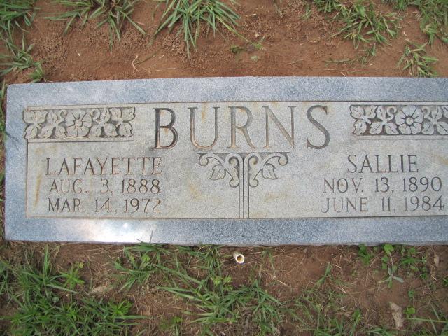 Lafayette Burns
